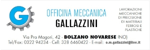 OFFICINA MECCANICA GALLAZZINI